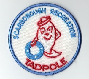 swimming badge